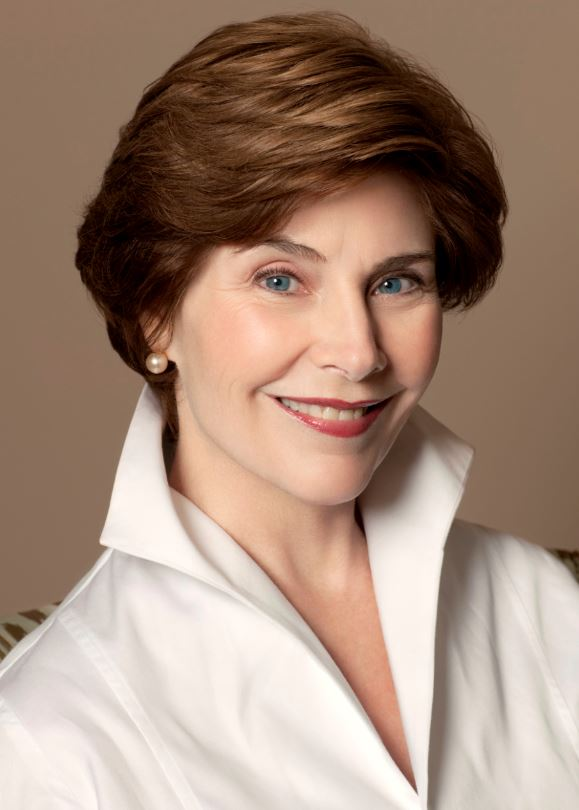 Laura Bush lo res for microsite