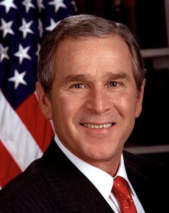 george-w-bush headshot