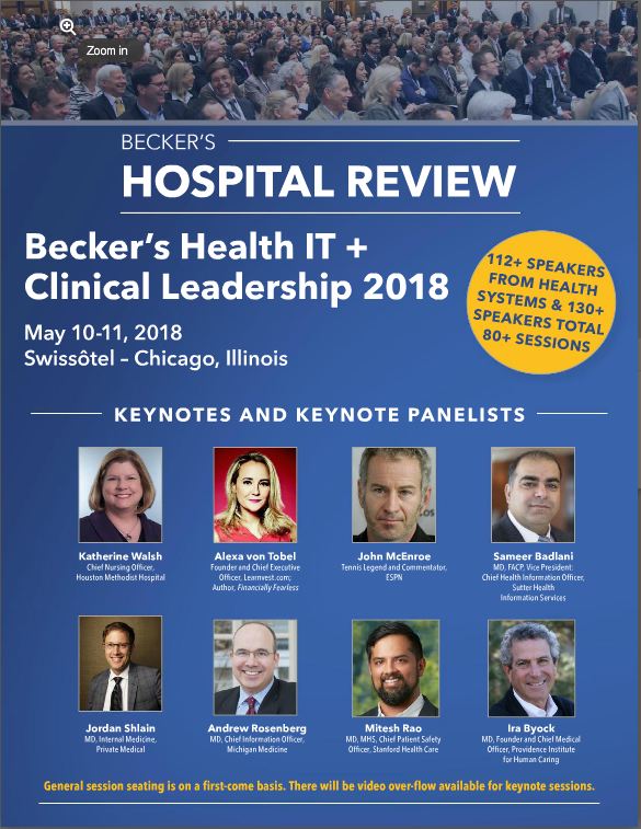 Health IT Clinical Leadership Cover 1.8