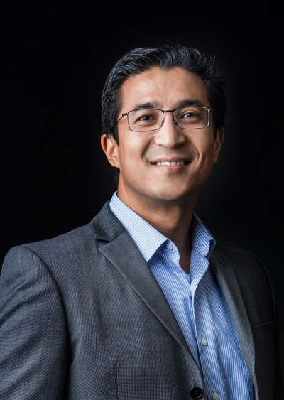 Rasu Shrestha, MD, MBA