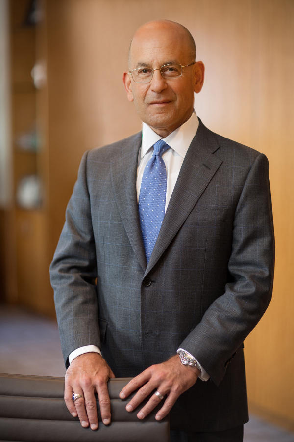 Steven Safyer, MD, president and CEO of Montefiore in New York City