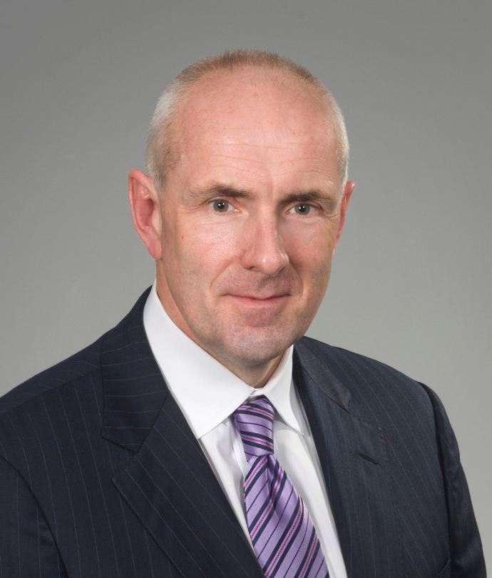 Warner Thomas, president and CEO of New Orleans-based Ochsner Health System