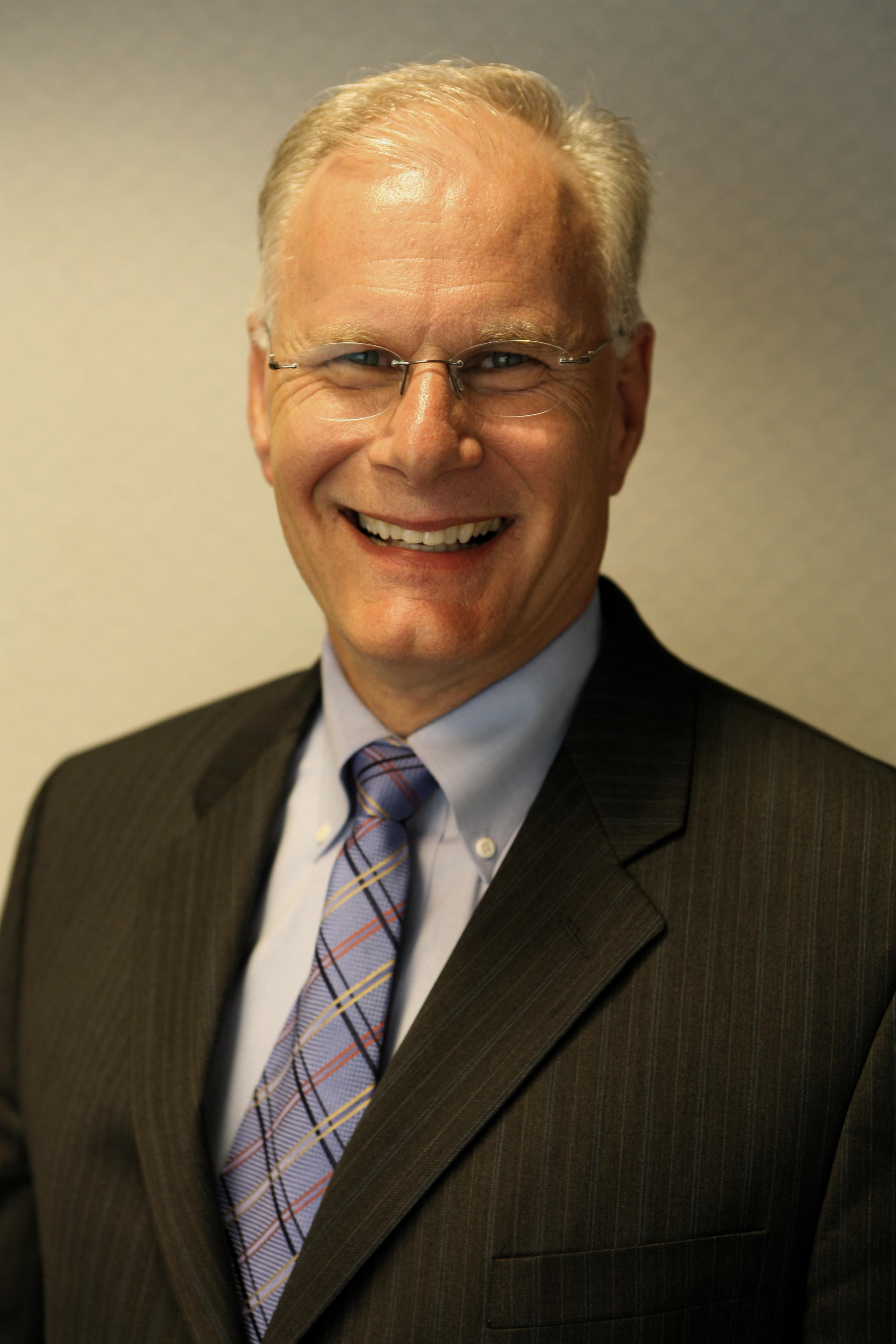 CEO Mark Laret Discusses UCSF Medical Center's Rise From