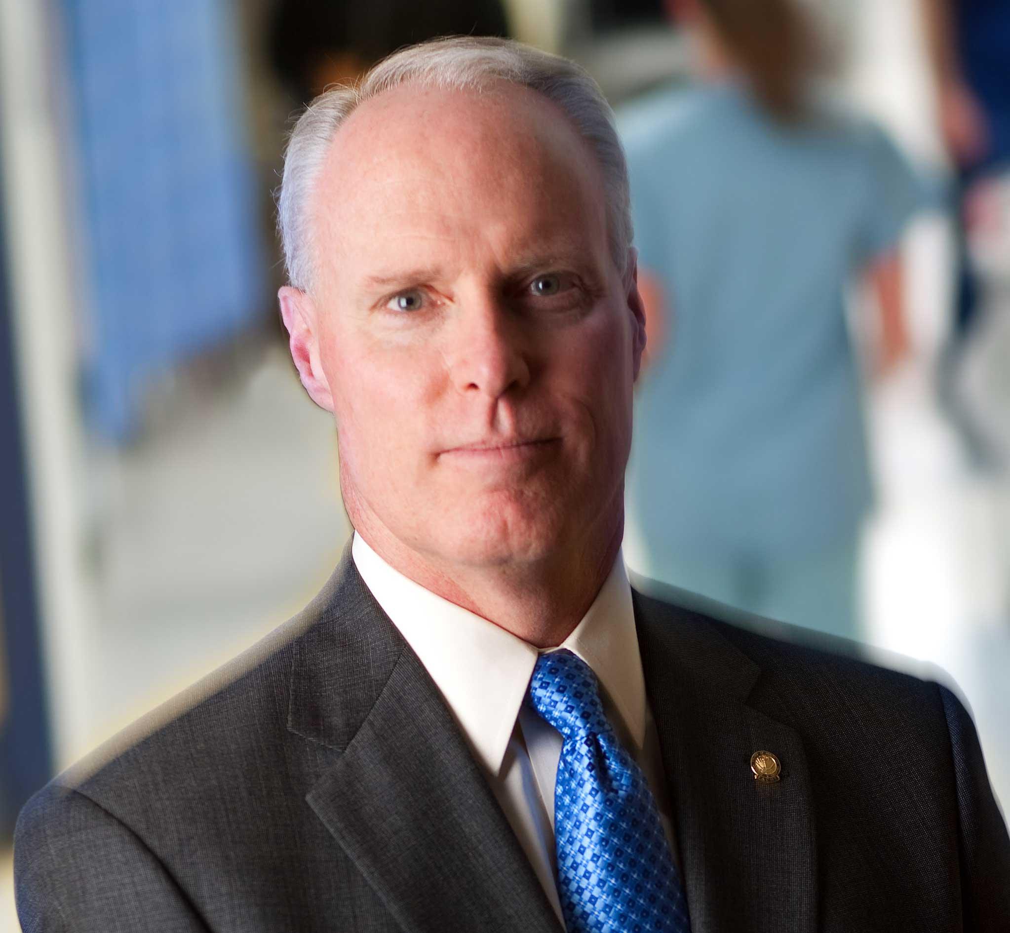 Chris Van Gorder, Scripps Health