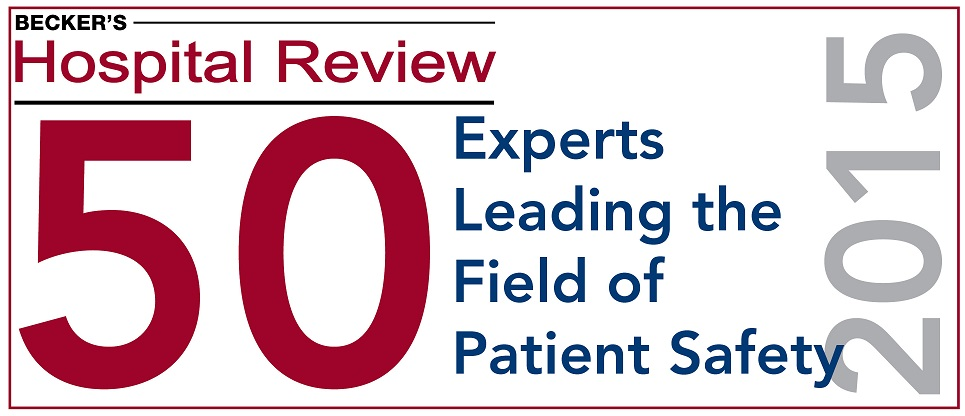 patient safety initiatives in the hospital Healthcare has no doubt made giant strides in patient safety in recent years: according to an hhs report released in december, hospital-acquired condition rates dropped 17 percent from 2010 to.