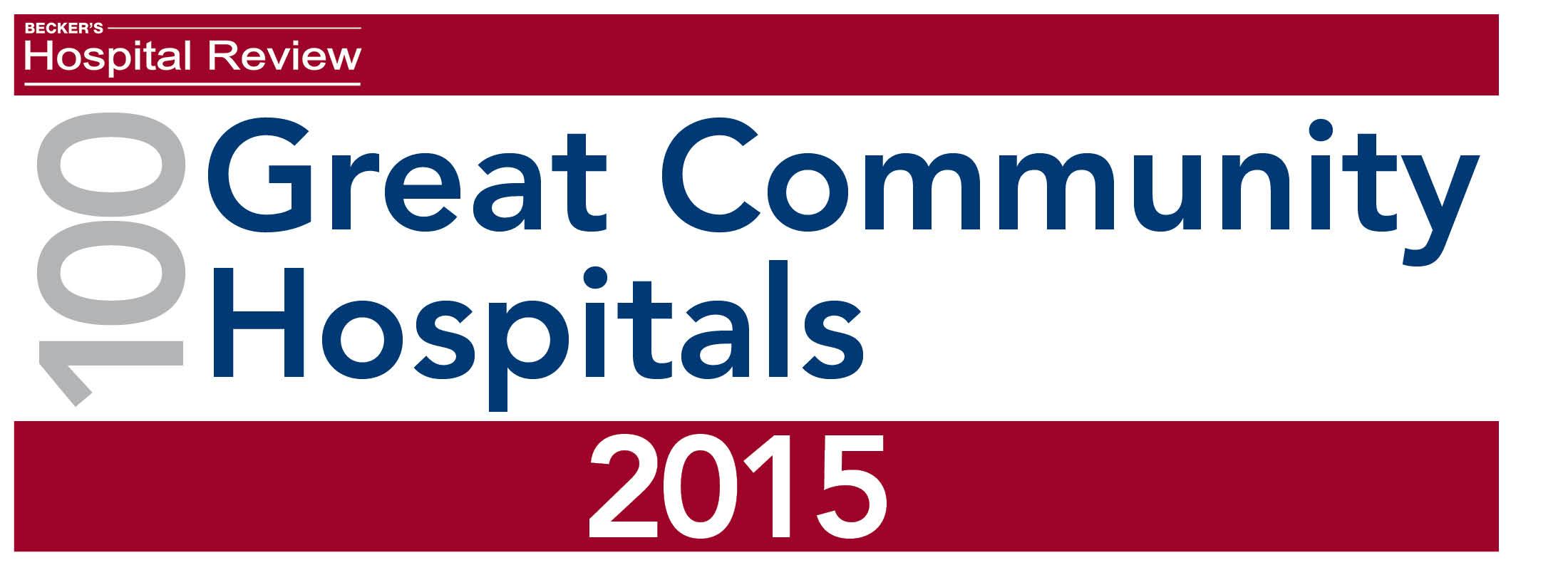 100 Community Hosp 2015