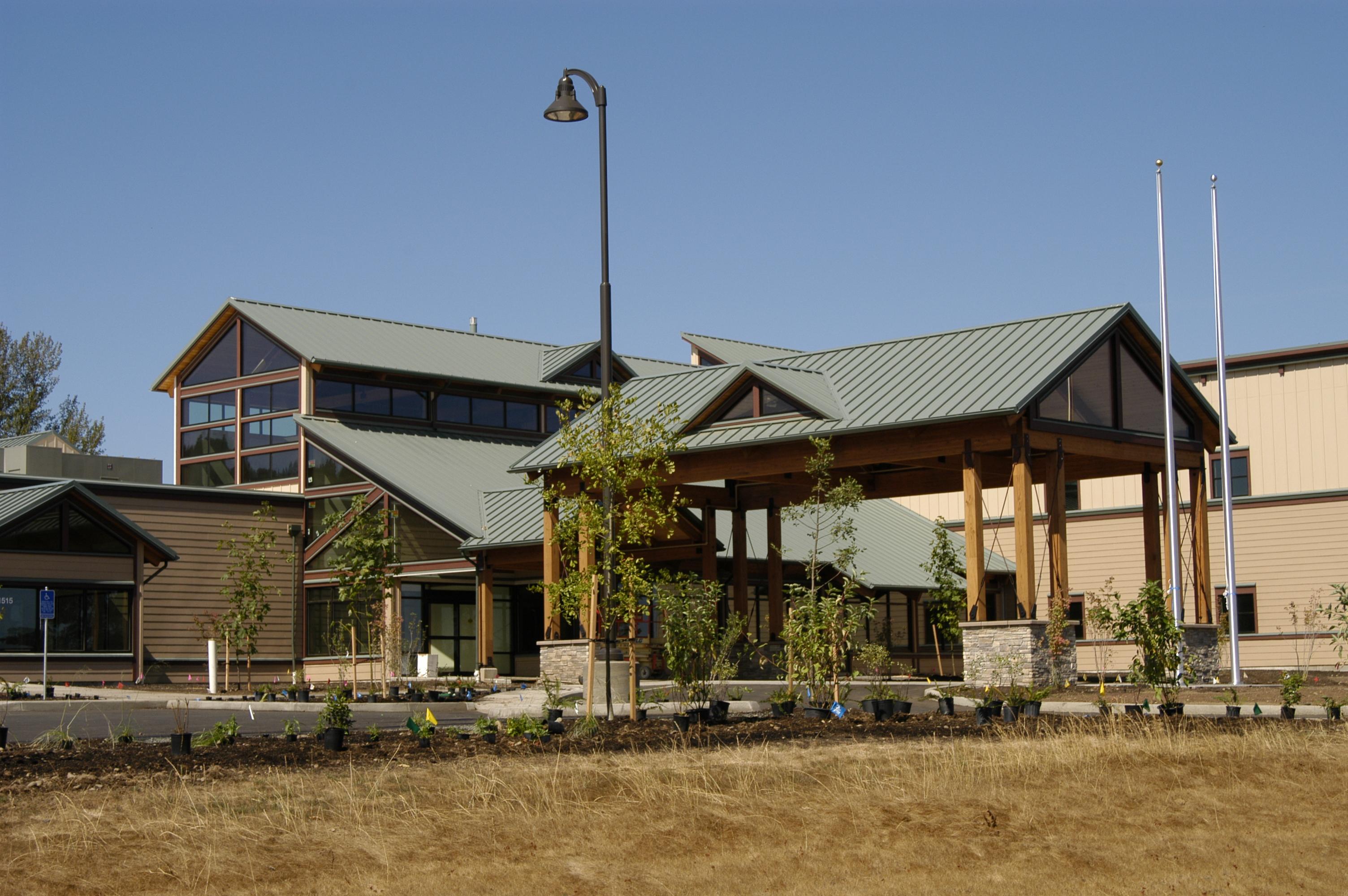 Cottage grove community medical center 100 great for Med cottages