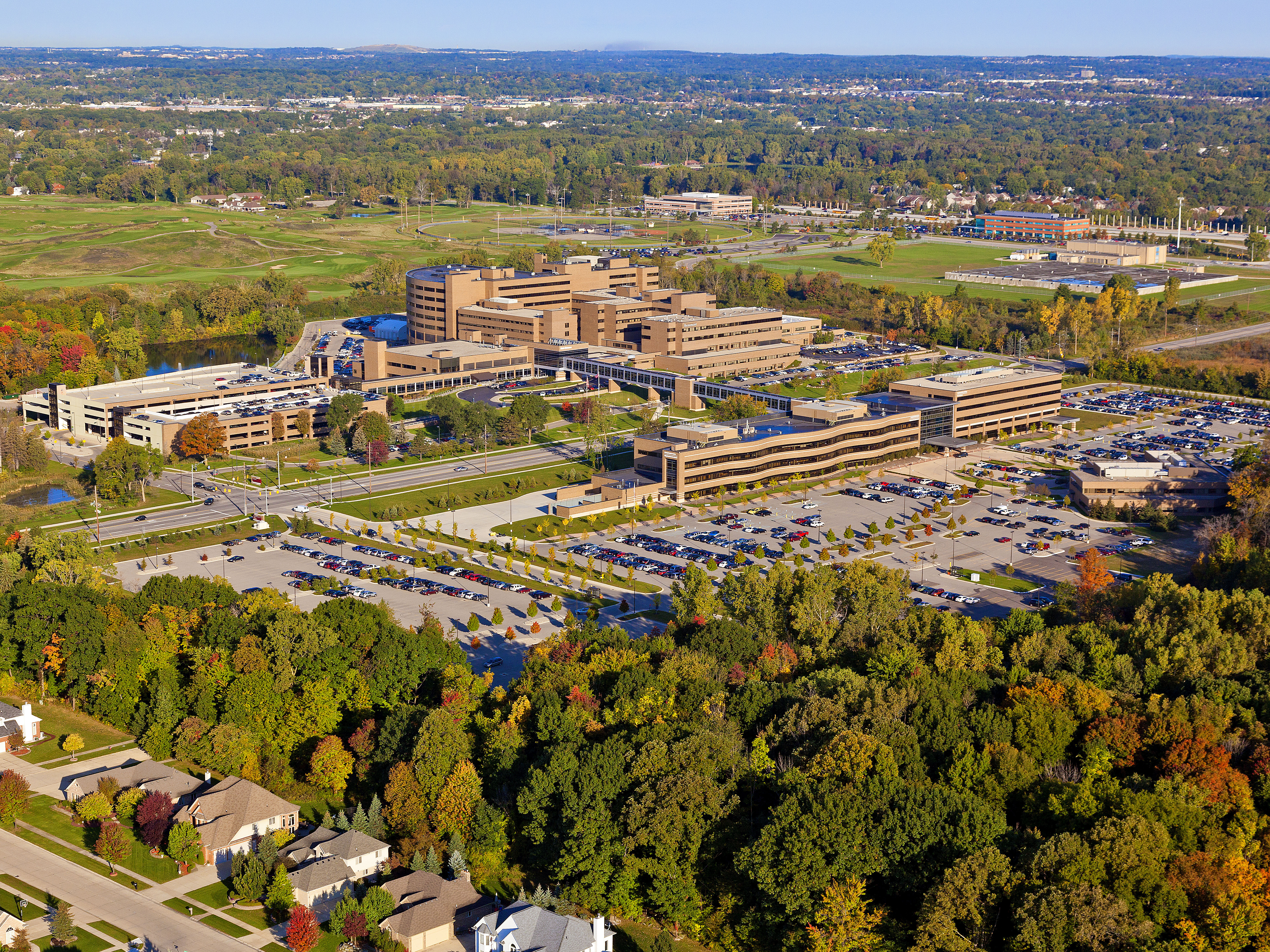 Beaumont Hospital Troy | 50 of the Greenest Hospitals in