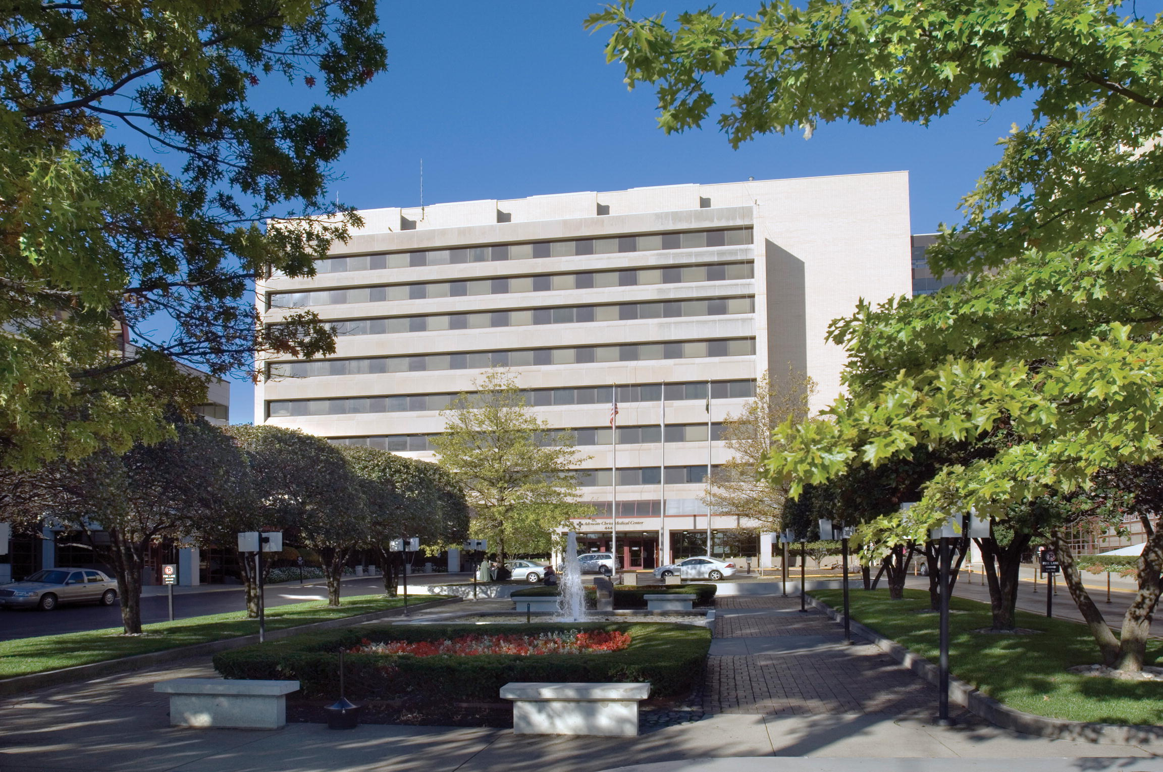 Advocate Christ Medical Center