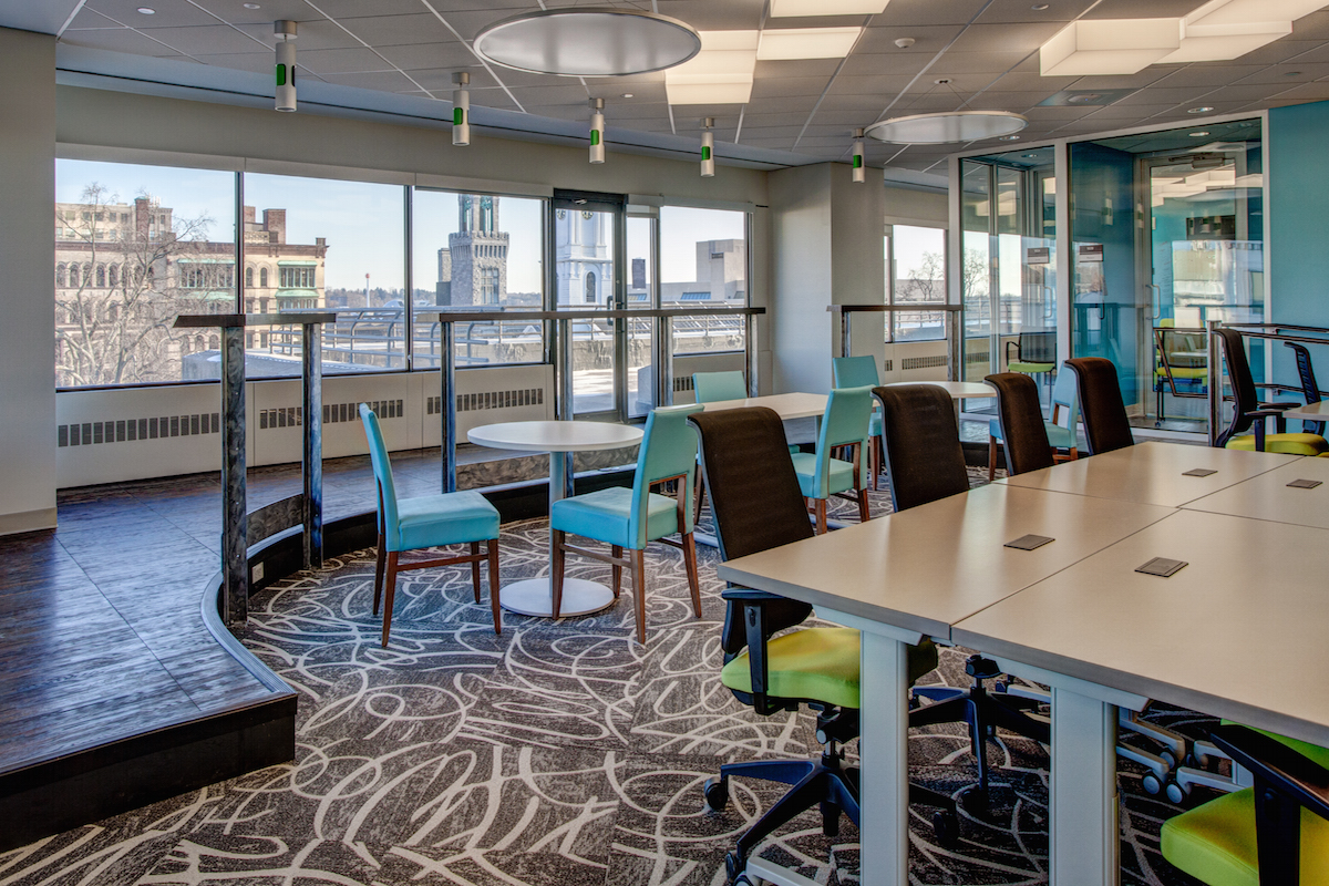 TechSpring coworking space