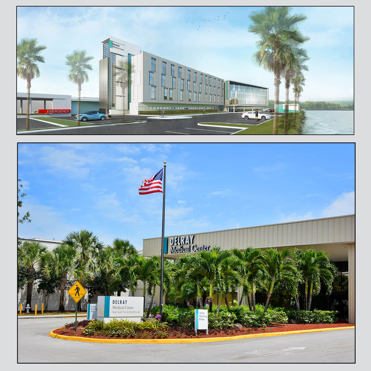 delray-medical-center-collage