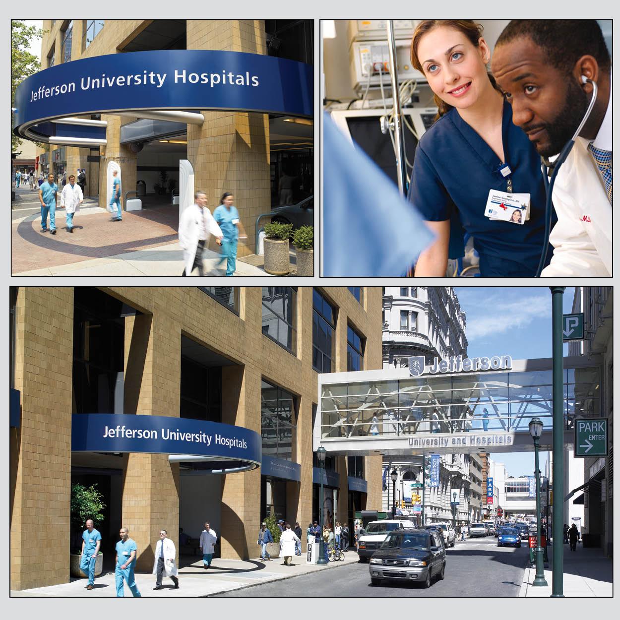 Thomas Jefferson University Hospital 100 Hospitals