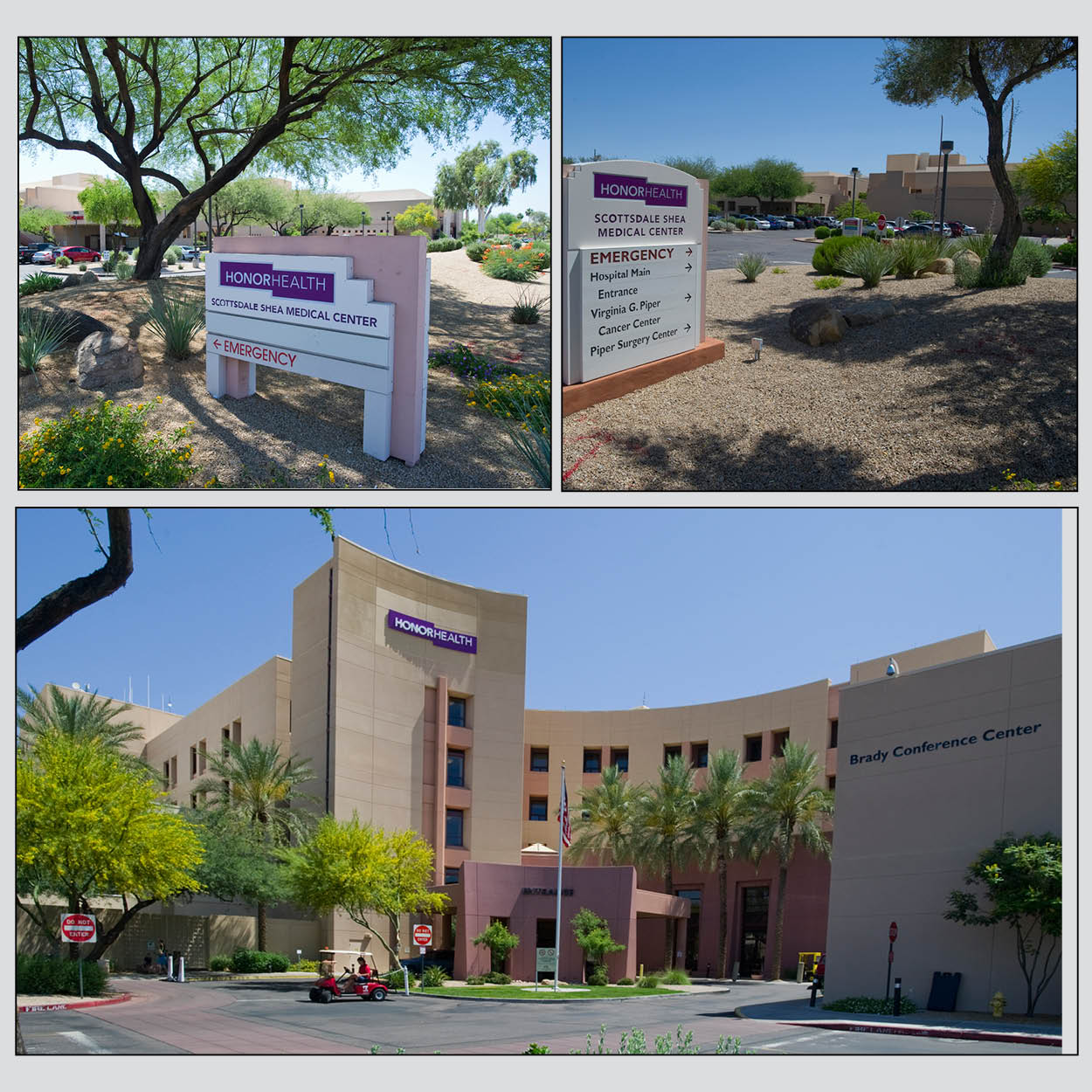 HonorHealth Scottsdale Shea Medical Center  100 Hospitals with Great
