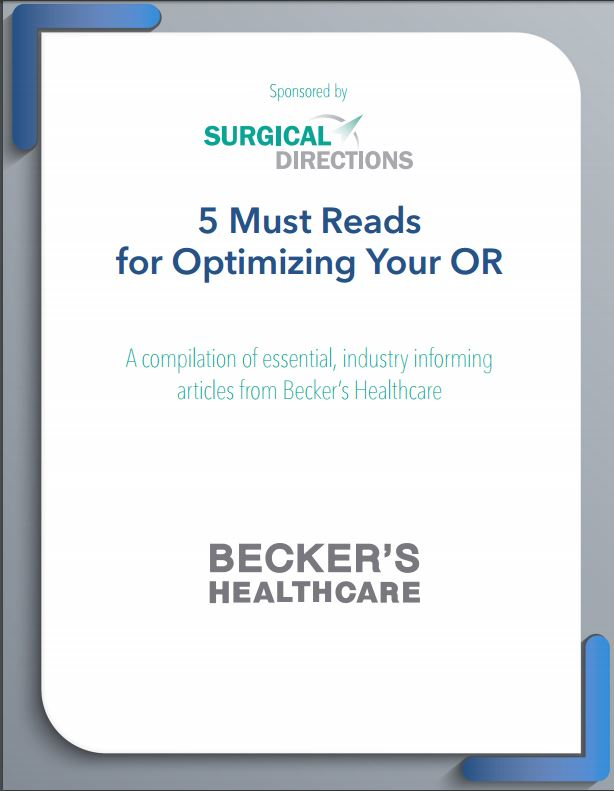 Surgical Directions e-book screenshot
