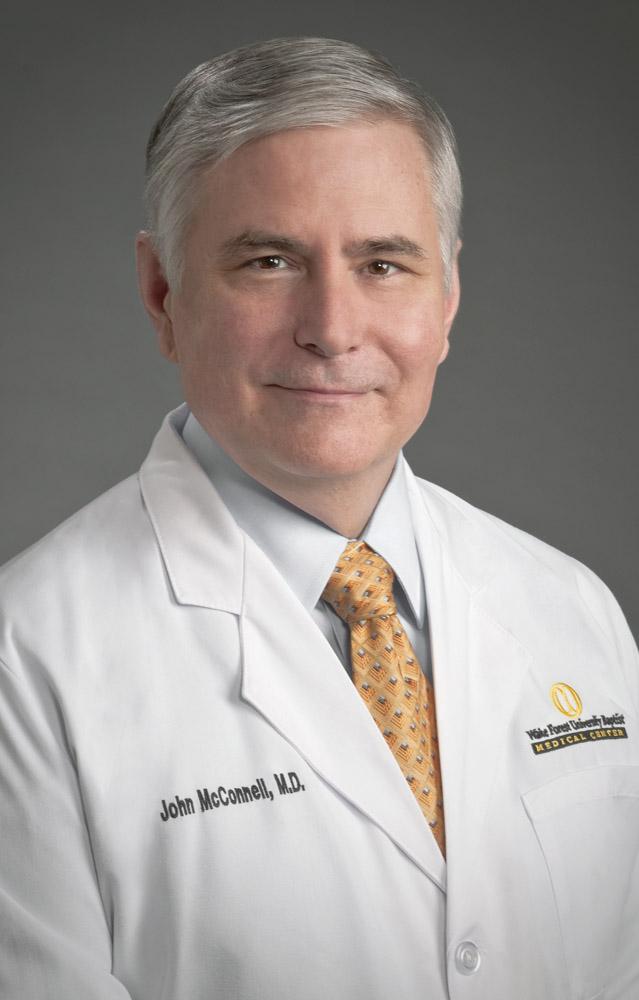 North Carolina John McConnell, MD