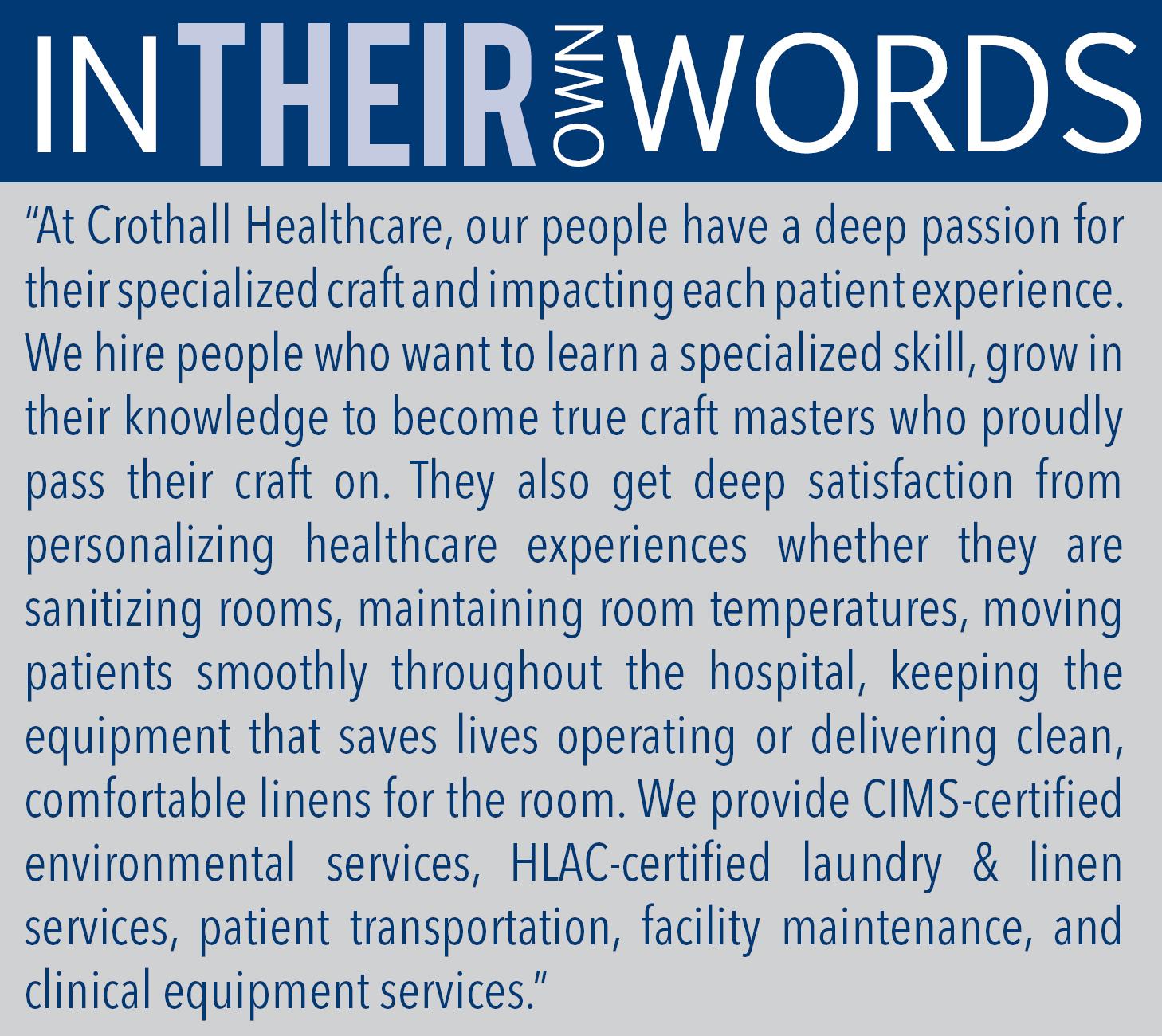 crothall-words