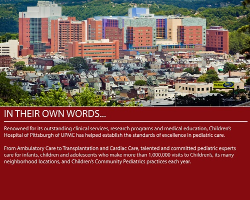 Children's Hospital of Pittsburgh of UPMC new