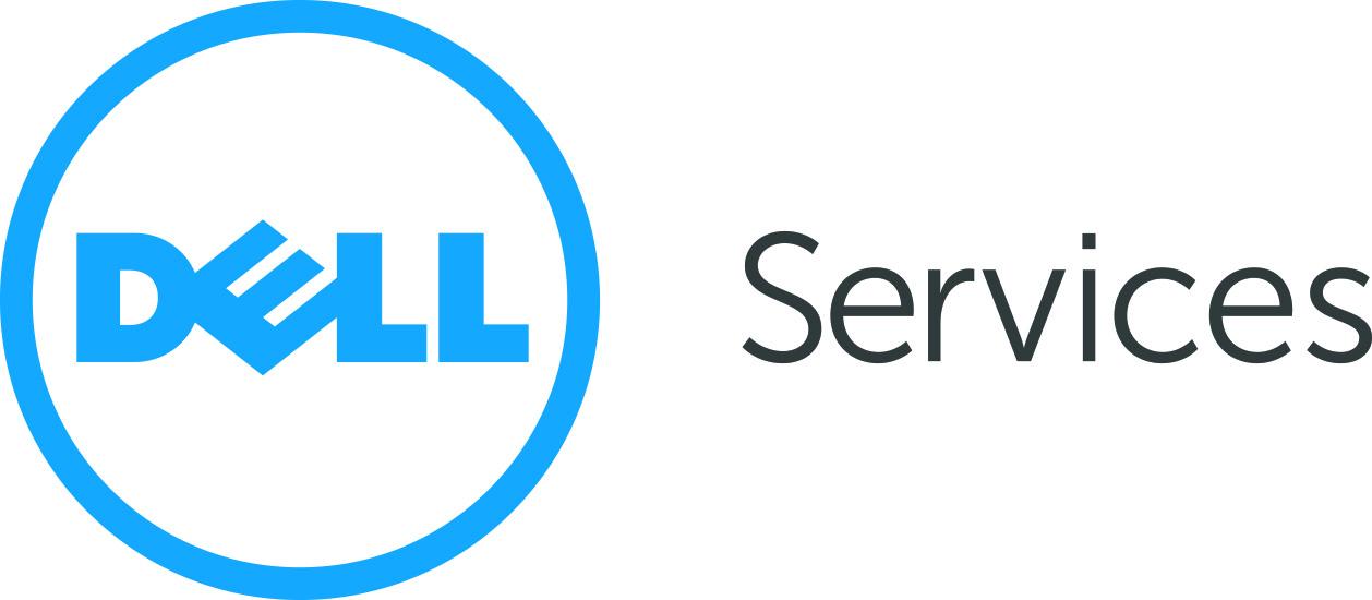 DellServices Logo MuseoSans