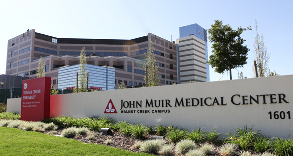 John Muir Medical Center, Walnut Creek (Calif.).