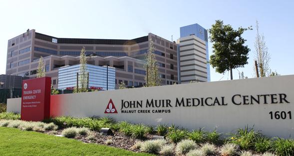 John Muir Medical Center, Walnut Creek (Calif.).
