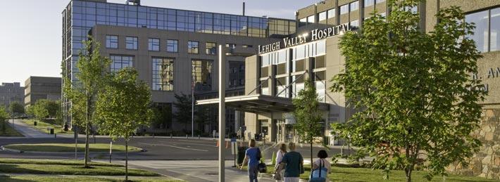 Lehigh Valley Hospital–Cedar Crest (Allentown, Pa.).