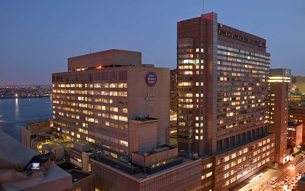 NYU Langone Medical Center (New York City).
