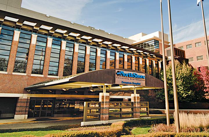 NorthShore University HealthSystem Evanston Hospital (Ill.).