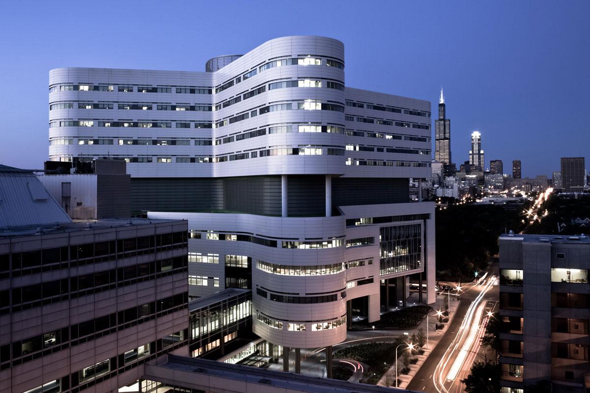Rush University Medical Center (Chicago).