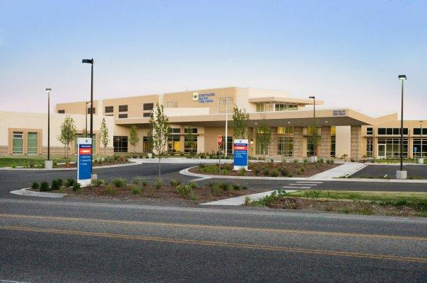 Bear River Valley Hospital (Tremonton, Utah)