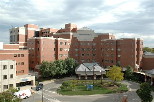 Edward Hospital (Naperville, Ill.)