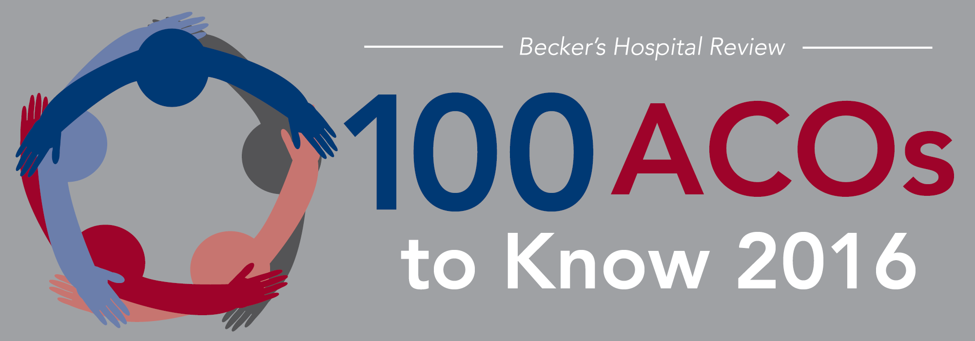 100 ACOs to Know 2016