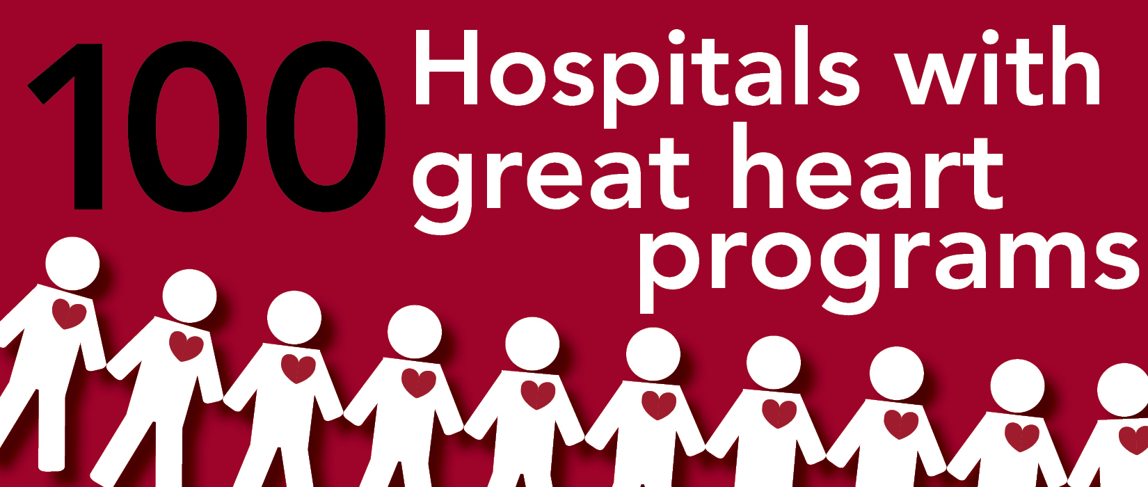 100 hospitals with great heart programs | 2016