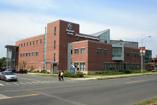 Baystate Medical Center 100 Hospitals With Great Heart