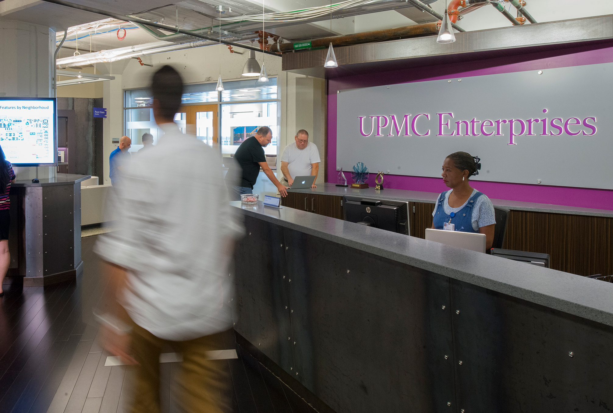 UPMC enterprises