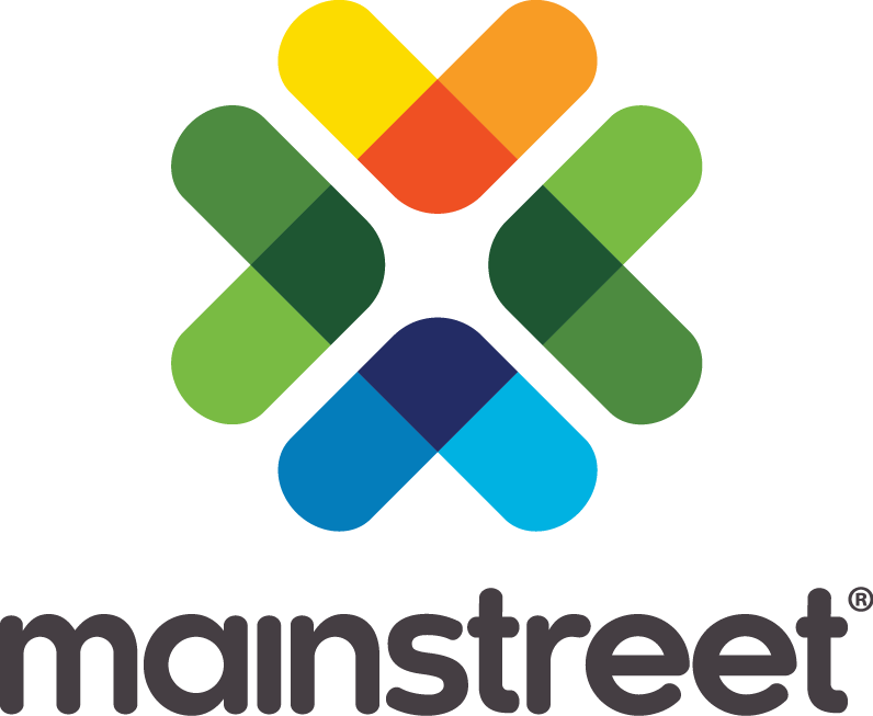 Mainstreet-vertical-full color logo