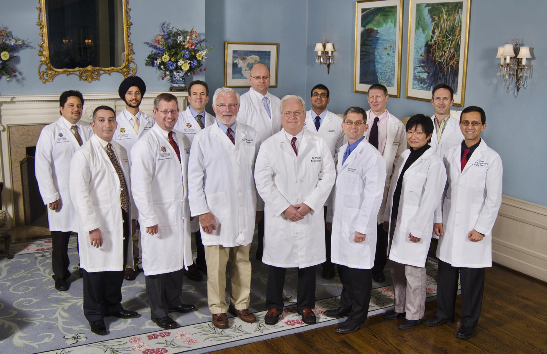 URMC Dept of Neurosurgery