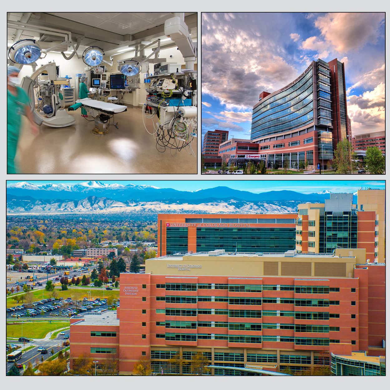 University of Colorado Hospital | 100 Hospital and Health Systems