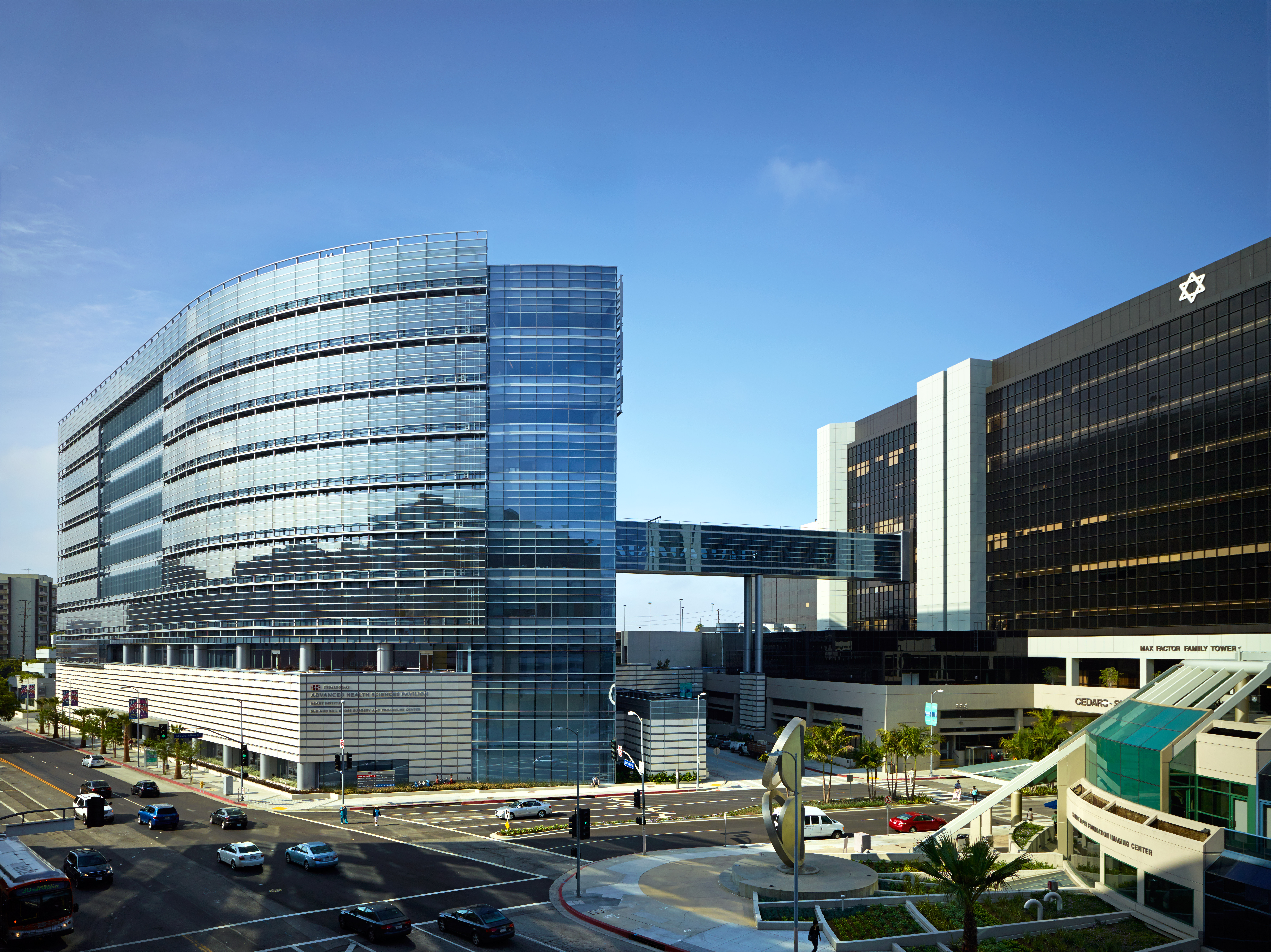 Cedars-Sinai Medical Center | 100 Hospital and Health