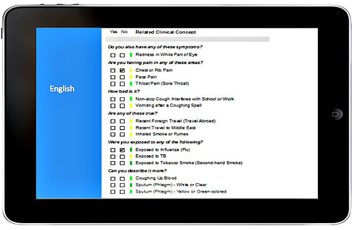 CDS tablet checklist HN
