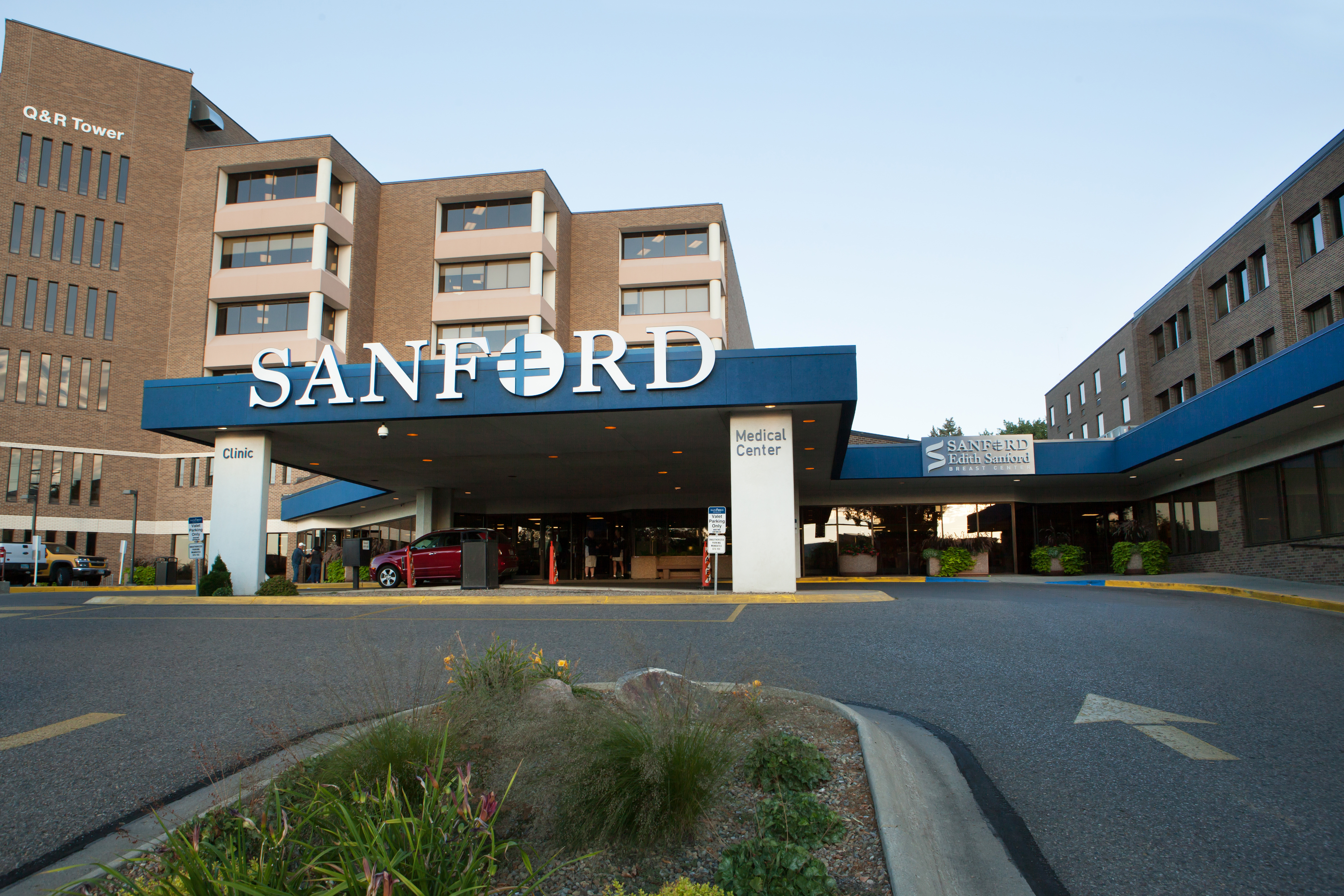 Sanford Medical Center- Bismark