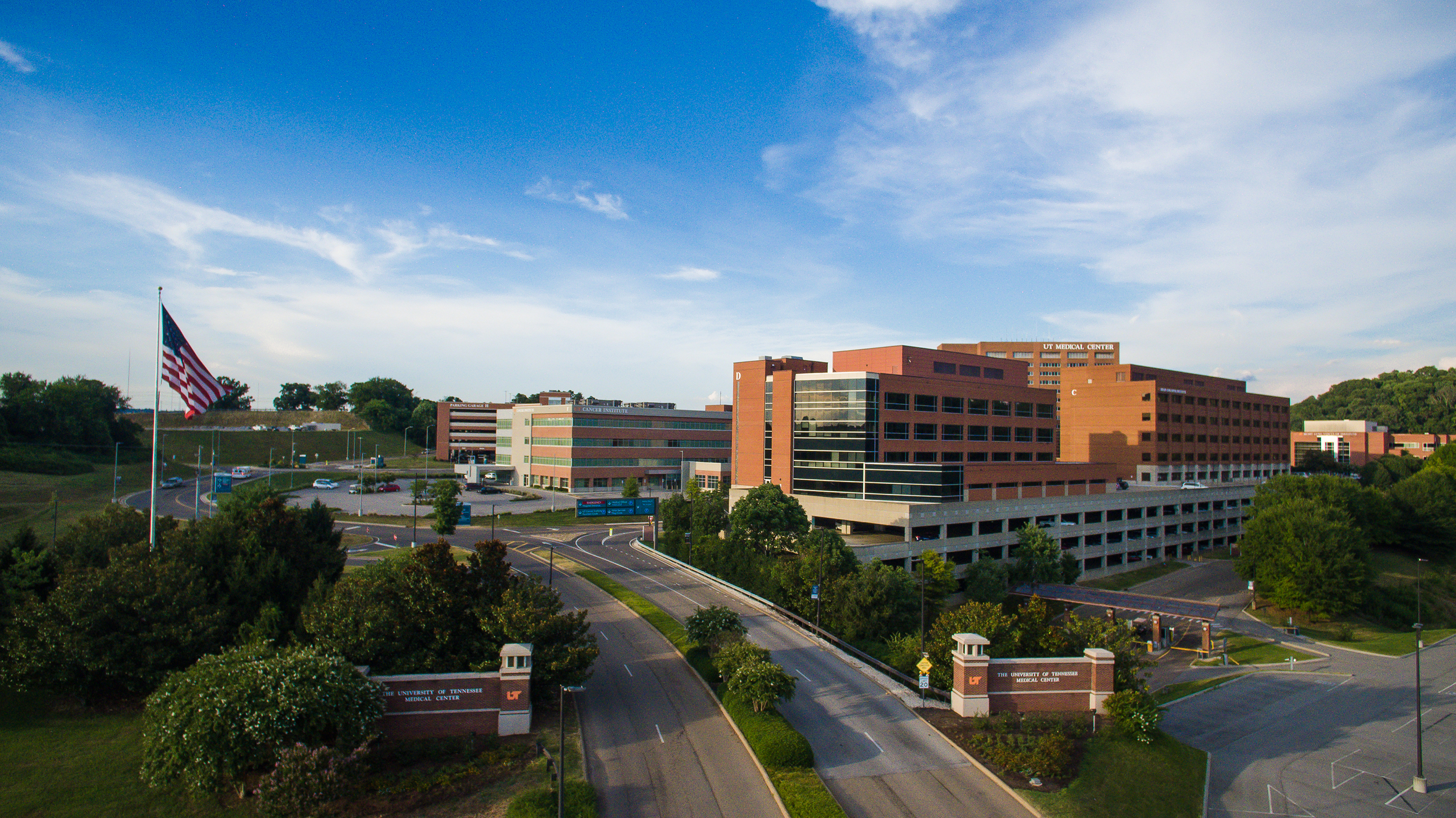 The University of Tennessee Medical Center