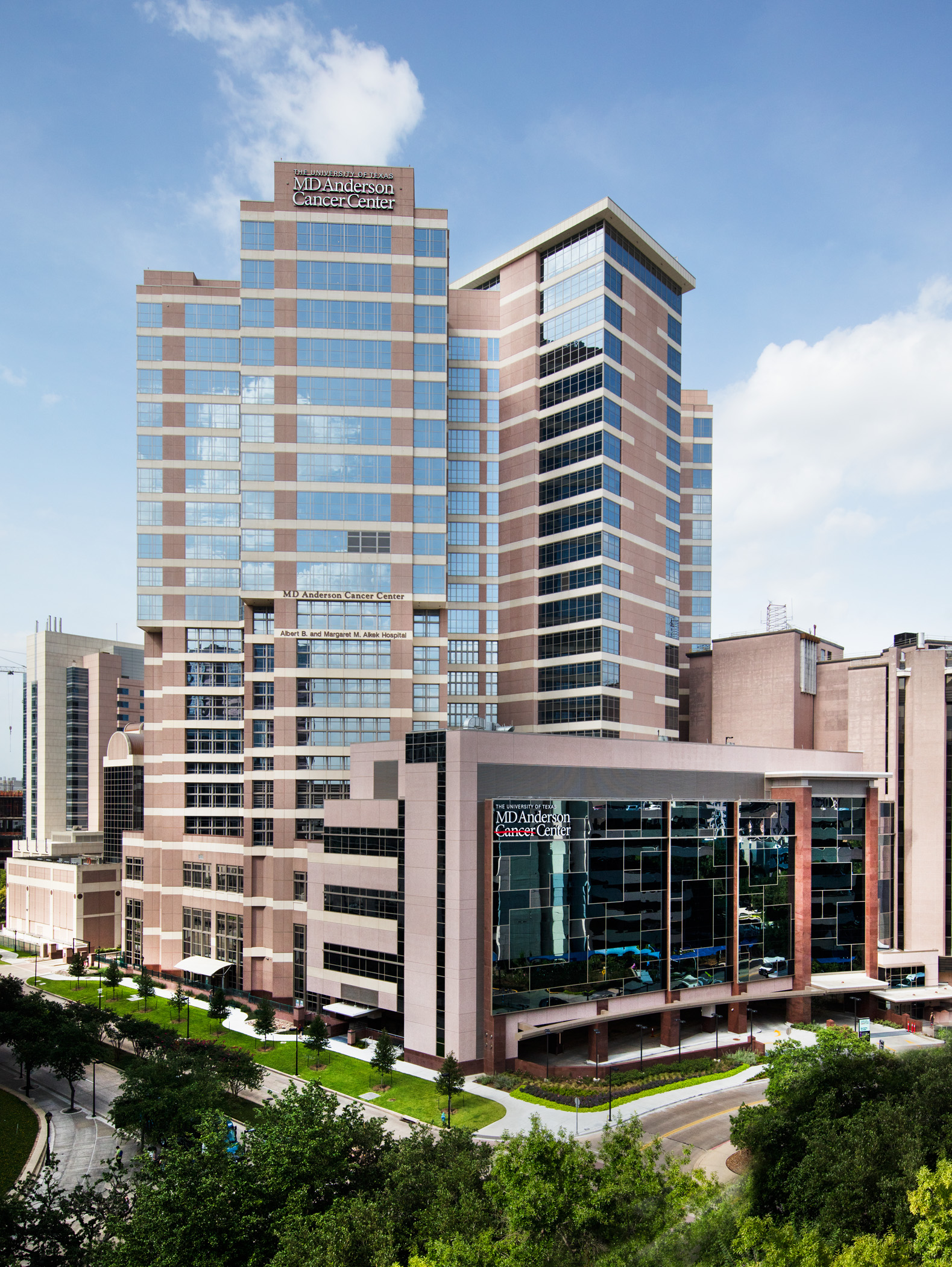 University of texas md anderson cancer center 100 great hospitals in america 2017