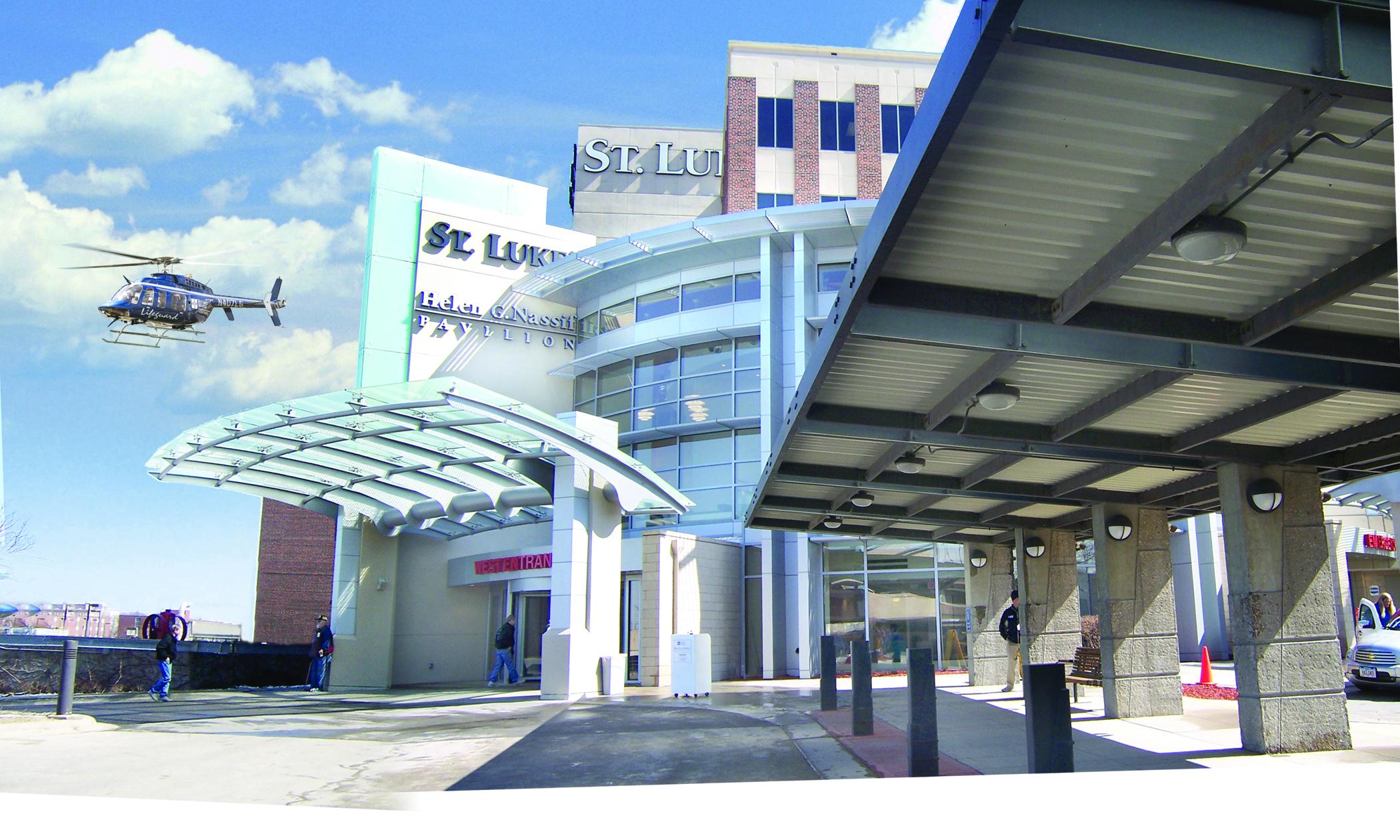 UnityPoint Health - St. Luke's Hospital, Cedar Rapids, Iowa