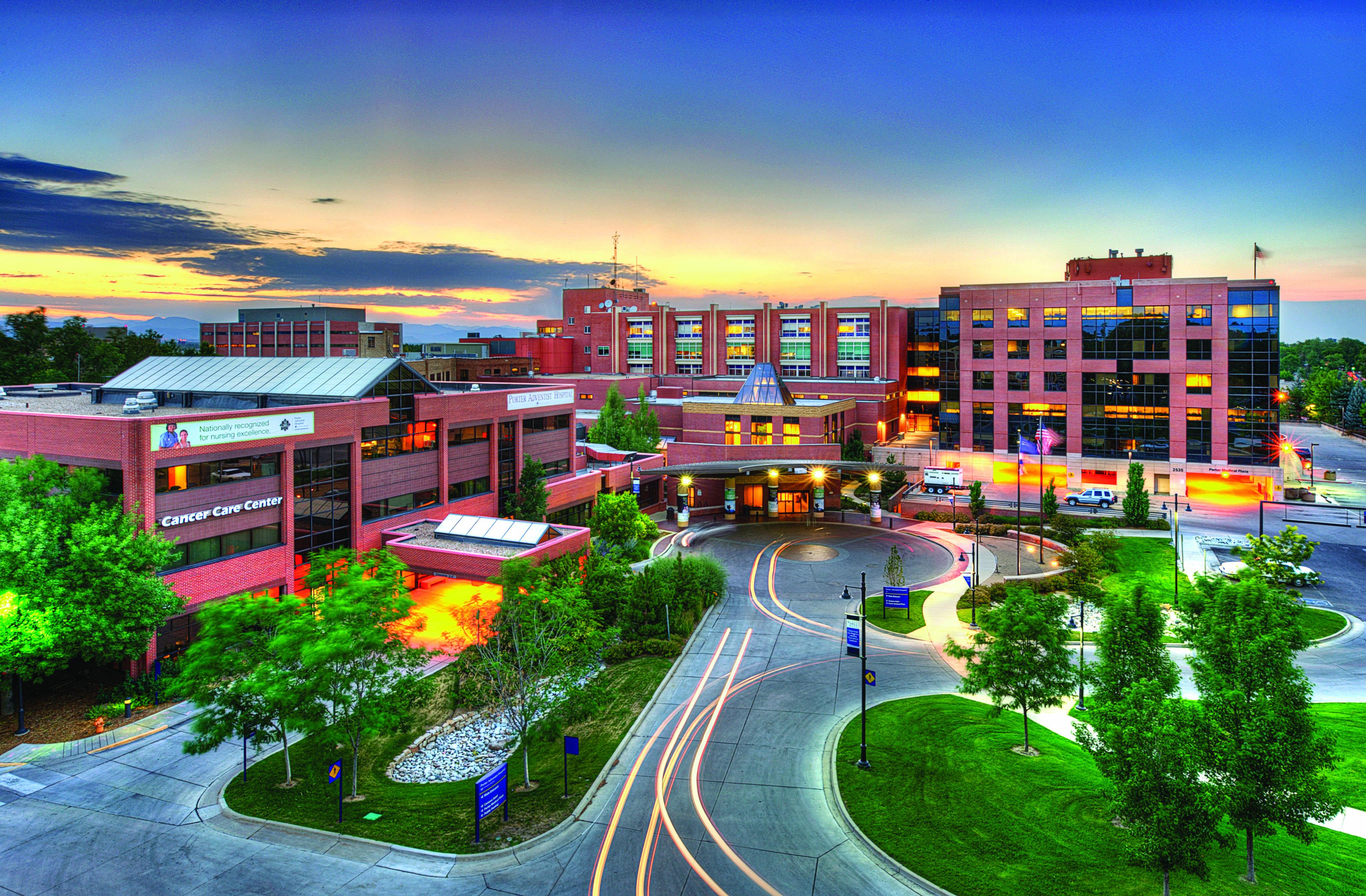 centurahealth-porter hospital