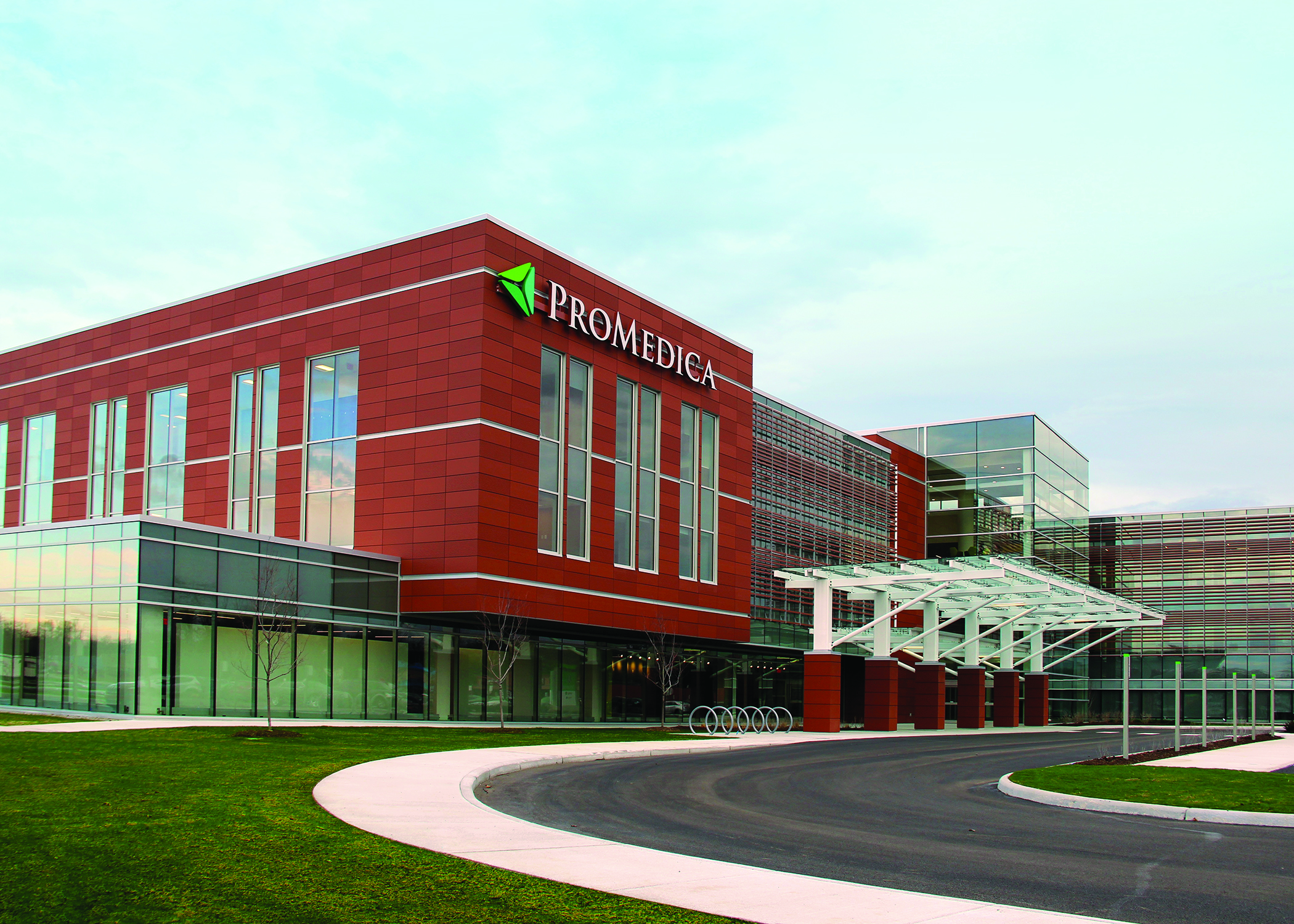 ProMedica Health Network   ProMedica Health and Wellness Center Exterior