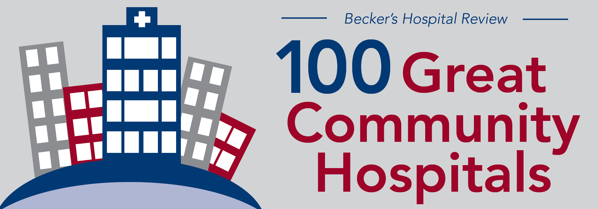 Great Community Hospitals 2017 Logo