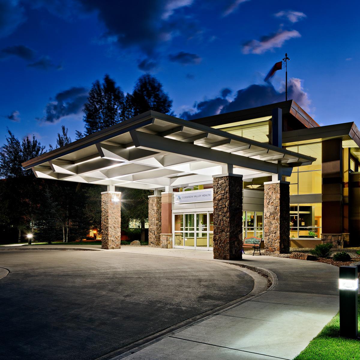 Gunnison Valley Hospital