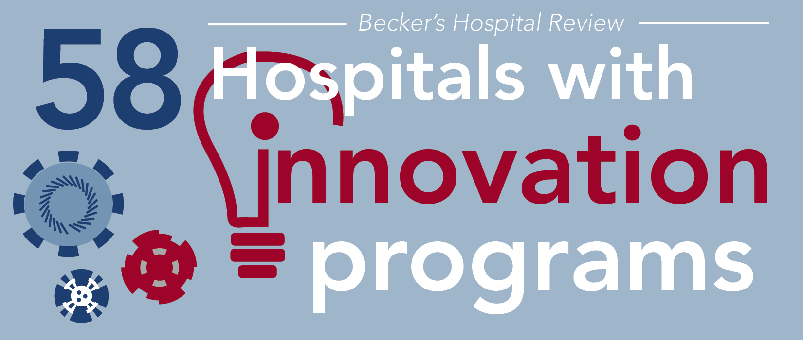 58 Hospitals and Health Systems with Innovation Programs 2017