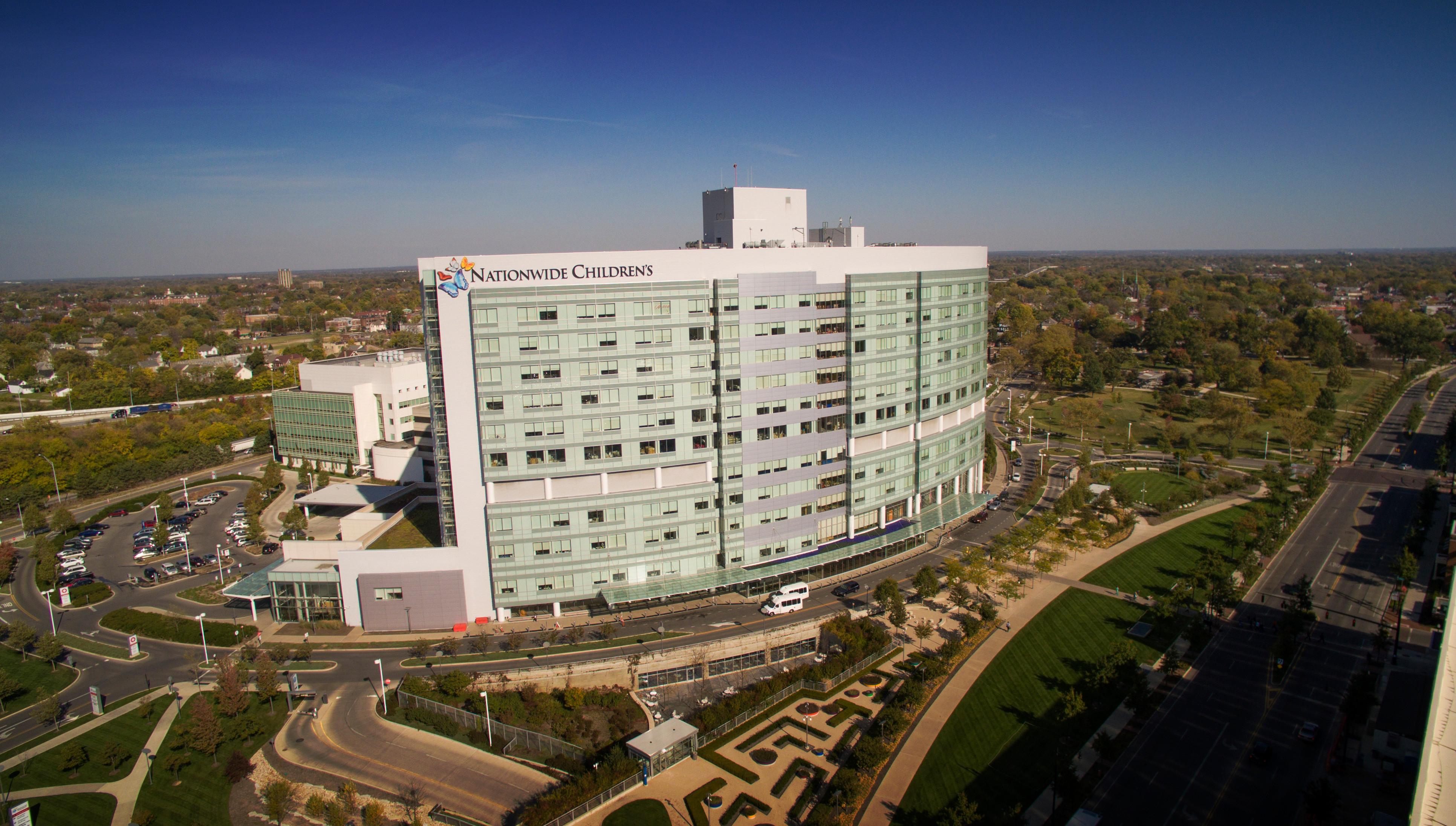 Allen   Nationwide Children's Hospital