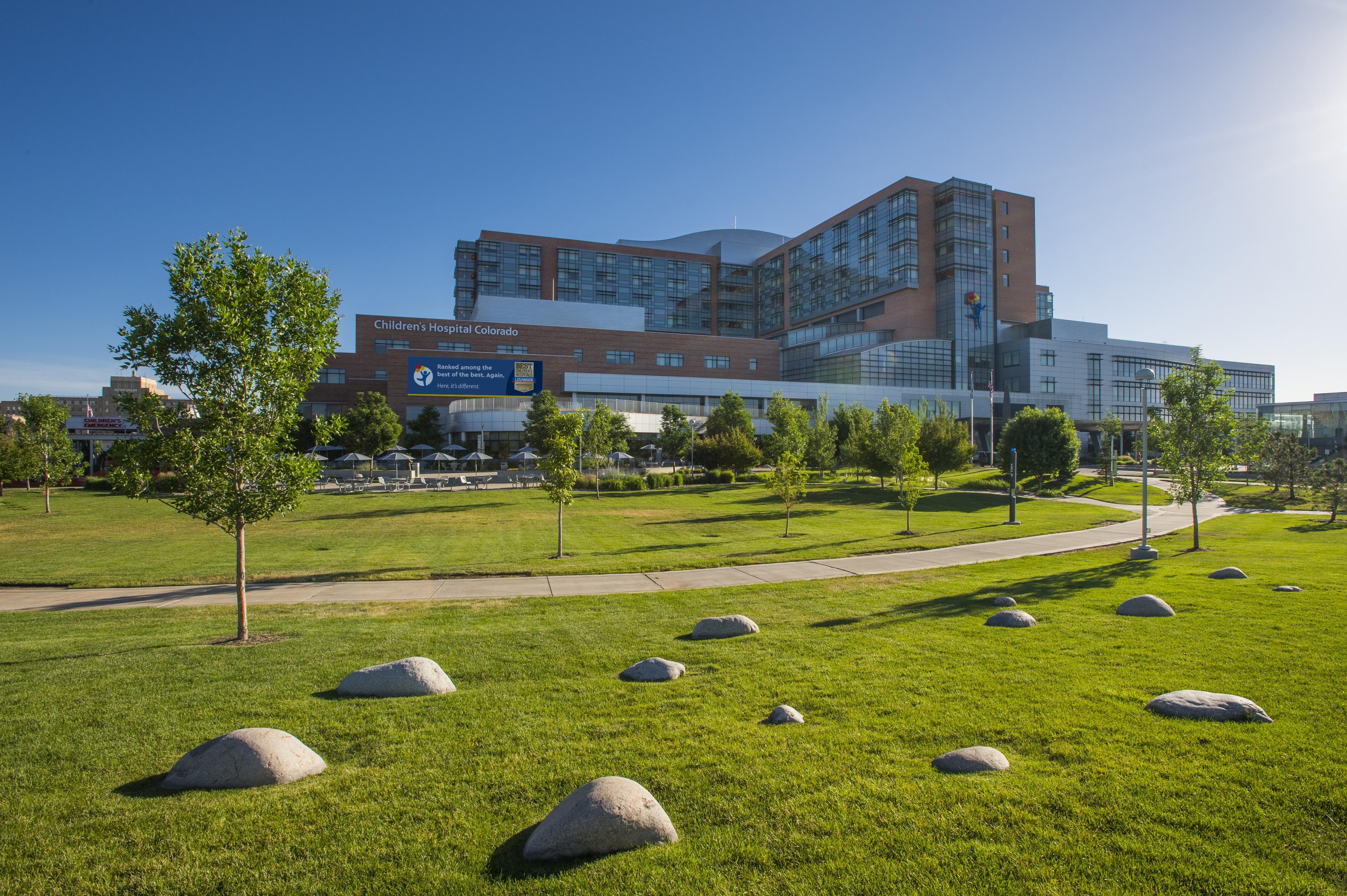 Children's Hospital Colorado Exterior Image(1)